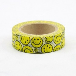 "WASHI TAPE ""EMOTICONOS"""