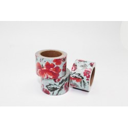 CINTA ADHESIVA WASHI TAPE 30 MM X 10 METROS DS-105